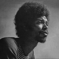 Cover of Gil Scott-Heron's Free Will, 1972.