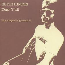 Cover of Eddie Hinton's Dear Y'all: The Songwriting Sessions, 1976.