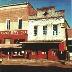 William Christenberry, Greensboro, Hale County, Alabama, 1961.