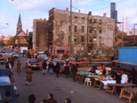 Maxwell Street Market, Goin' to Chicago, 2000.