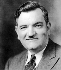 Virgil Oliver Stamps (1892–1940). According to Harrison, Stamps ushered in the true era of professionalization in Southern Gospel.
