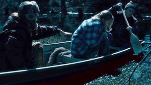 Moonlit swamp, Winter's Bone, 2010.