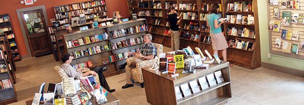Betsy Teter, Hub City Bookshop, Spartanburg, South Carolina, 2010.