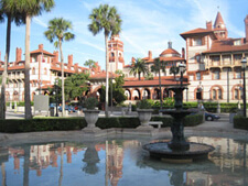 Figure 41. Holly Goldstein, The former Hotel Ponce de Leon, now Flagler College, St. Augustine, Florida, 2012.