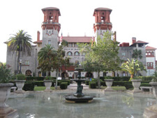 Figure 42. Holly Goldstein, Former Hotel Alcazar, now City Hall and Lightner Museum, St. Augustine, Florida, 2012.
