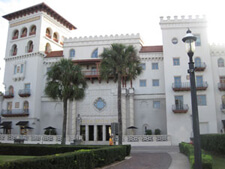 Figure 43. Holly Goldstein, Former Hotel Cordoba, now Casa Monica, St. Augustine, Florida, 2012.