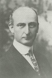 Figure 46. W. J. Harris, c. 1920. Courtesy of the Harris Family.