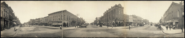 Emporia, Kansas, 1909, Library of Congress American Memory Archive