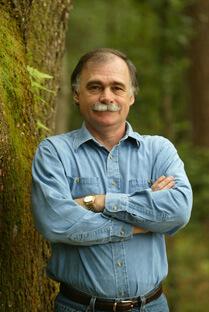 Tim Gautreaux, 2008, Image by Randy Bergeron.