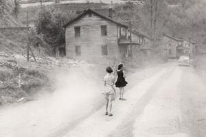 John Cohen, Two girls, KY, 1959