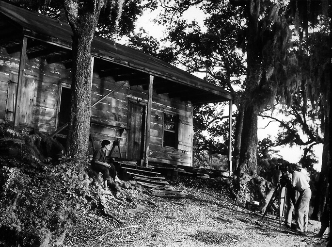 Revisiting Flaherty's Louisiana Story - Southern Spaces