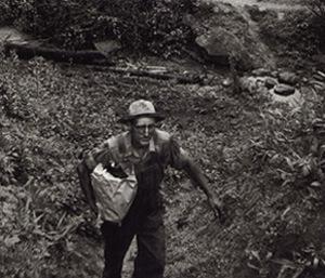 John Cohen, Roscoe Holcomb, KY, 1959