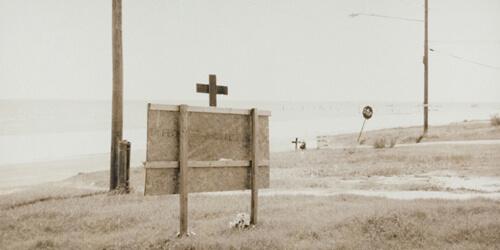 Todd Bertolaet, Beach Boulevard, Waveland, Mississippi, 2006.