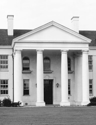 Administration Building, Dillard University , from the WPA Guide to New Orleans.