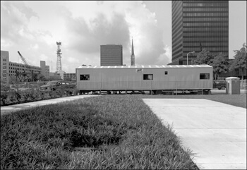 David Wharton, Construction Trailer, Baton Rouge, Louisiana.