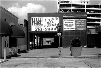 David Wharton, Cajun Bail Bonds, Lafayette, Louisiana.