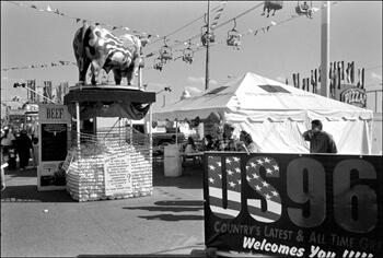 David Wharton, Mississippi State Fair, Jackson, Mississippi