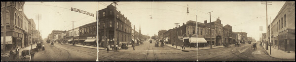 Atchison, Kansas, 1901, Library of Congress American Memory Archive
