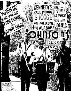 NSRP demonstration for segregation.