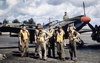 United States Army Air Forces, Training unit in Louisiana, 1943.