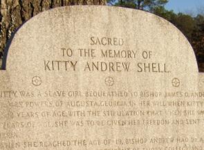 Ellen Schattschneider, The Kitty Tablet at the base of the Gateway Oak, Oxford, Georgia, 2005.