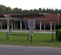 Kwesi Degraft-Hanson, Front Entrance, Bartow Elementary School, West Savannah, Georgia, 2007.