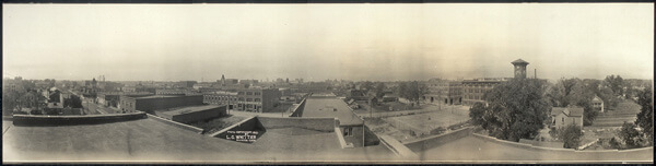 Wichita, Kansas, 1909, Library of Congress American Memory Archive