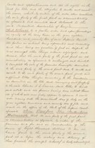 Deed of sale for Ten Broeck Race Course, Page 2 of 4, 1872.