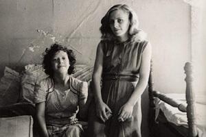 John Cohen, Two women, KY, 1959