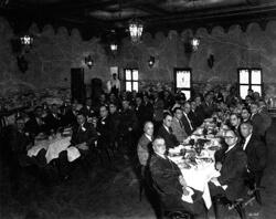 Robertson and Fresh, A Banquet of the Eli Witt Cigar Company, Ybor City, Florida, January 10, 1942. Catalog no.: R05-00016163. University of South Florida Digital Collections.
