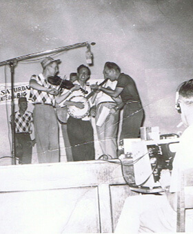 Tennessee Jamboree, Blue Valley Boys, early 1960s.