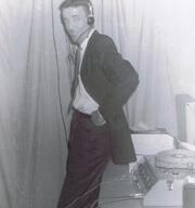 Elmer Longmire, LaFollette, Tennessee, mid-1960s.