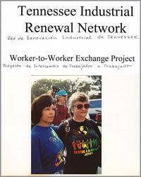 Tenneesee Industrial Renewal Network Scrapbook