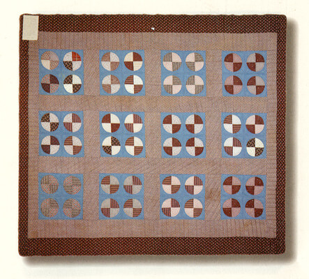 Laurel Horton, The Save All Quilt circa 1880