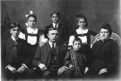 The Black Family [ca. 1906]