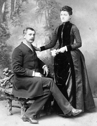 Dr. H. R. Black and Mary Snoddy Black