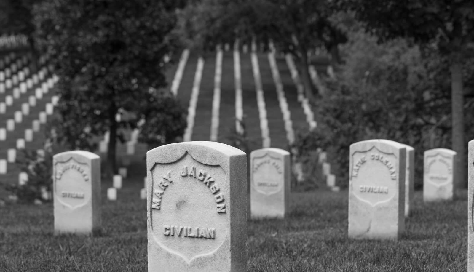 Black Lives at Arlington National Cemetery: From Slavery to Segregation -  Southern Spaces