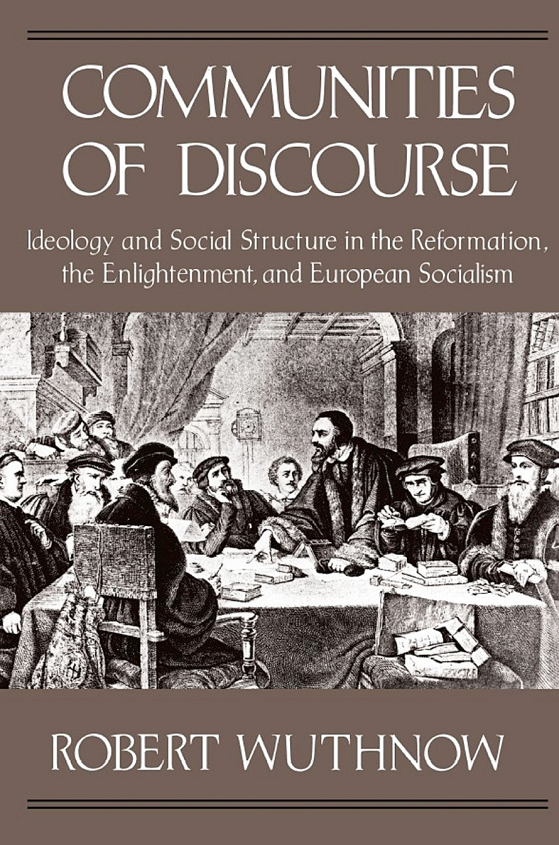 Cover, Communities of Discourse