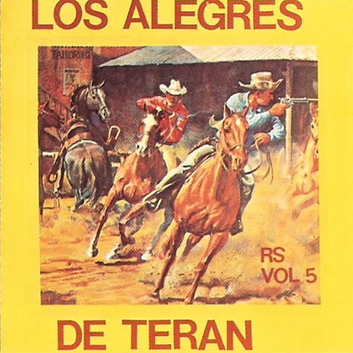 """Los Alegres de Terán, a Norteño singing duo, perform a version of the popular corrido """"Mariano Reséndez."""" Screenshot by Southern Spaces, June 7, 2016."""