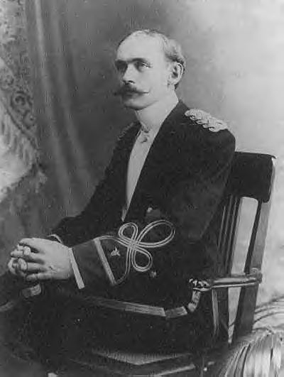 Colonel Bailey K. Ashford, ca. 1893. Courtesy of Wikimedia Commons. Image is in public domain.