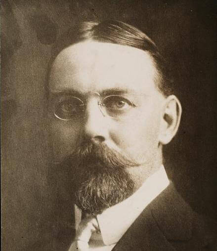 Governor Beekman Winthrop. Photograph by George Bain, 1909. Courtesy of Wikimedia Commons. Image is in public domain.
