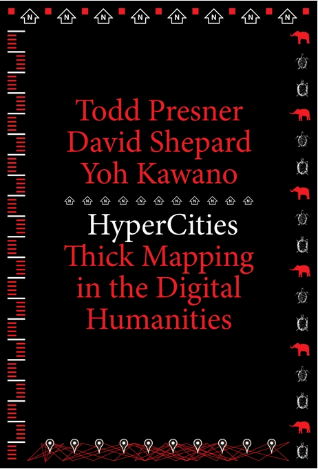 Hypercities cover, 2014.
