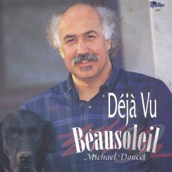 Cover of Beausoleil and Michael Doucet's Déjà Vu (Swallow Records, 1990).