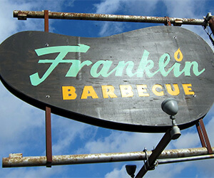 Franklin Barbecue now operates in the location once occupied by Ben's Long Branch Bar-B-Q: 900 E. 11th St. Austin, Texas. Photograph by Flickr user Wally Gobetz (CC BY-NC-ND 2.0).