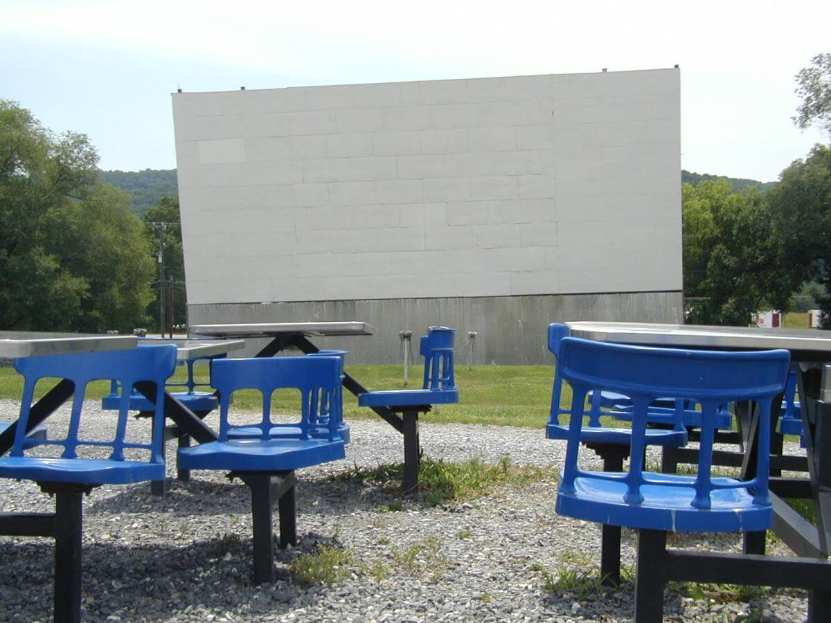 10 unexpected places to decorate your home with indoor.htm starlit screens preserving place and public at drive in theaters  starlit screens preserving place and