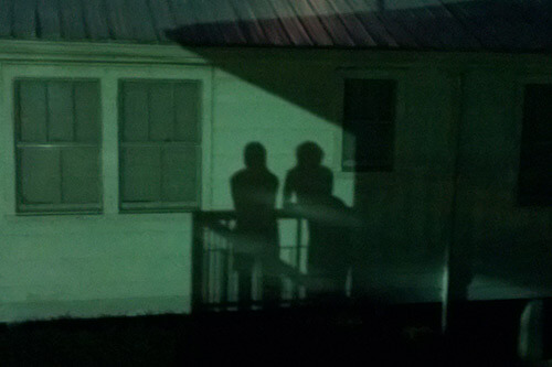 Ghost selfie, Chauvin, Louisiana, June 2013. Photograph by Christopher Lirette.