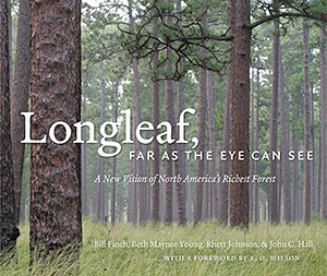 Cover of Longleaf, Far as the Eye Can See