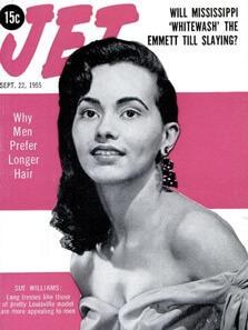 Coverage of the Emmett Till trial in Jet, September 22, 1955.