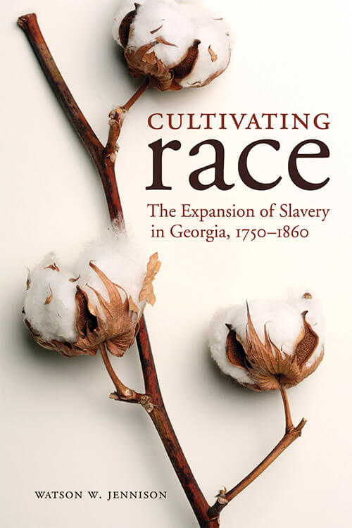 Cover, Cultivating Race.