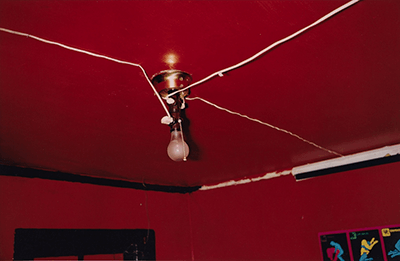 Untitled (Greenwood, Mississippi), 1980. Photograph and dye-transfer print by William Eggleston. From At War with the Obvious, Metropolitan Museum of Art, Accession #2012.301. © Eggleston Artistic Trust.